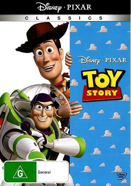 Toy Story Dvd John Lasseter Don Rickles Jim Varney Tim Allen Tom Hanks Amazon Com Au Movies Tv Shows