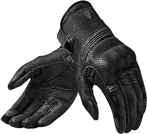 guantes de moto de cuero verano Revit