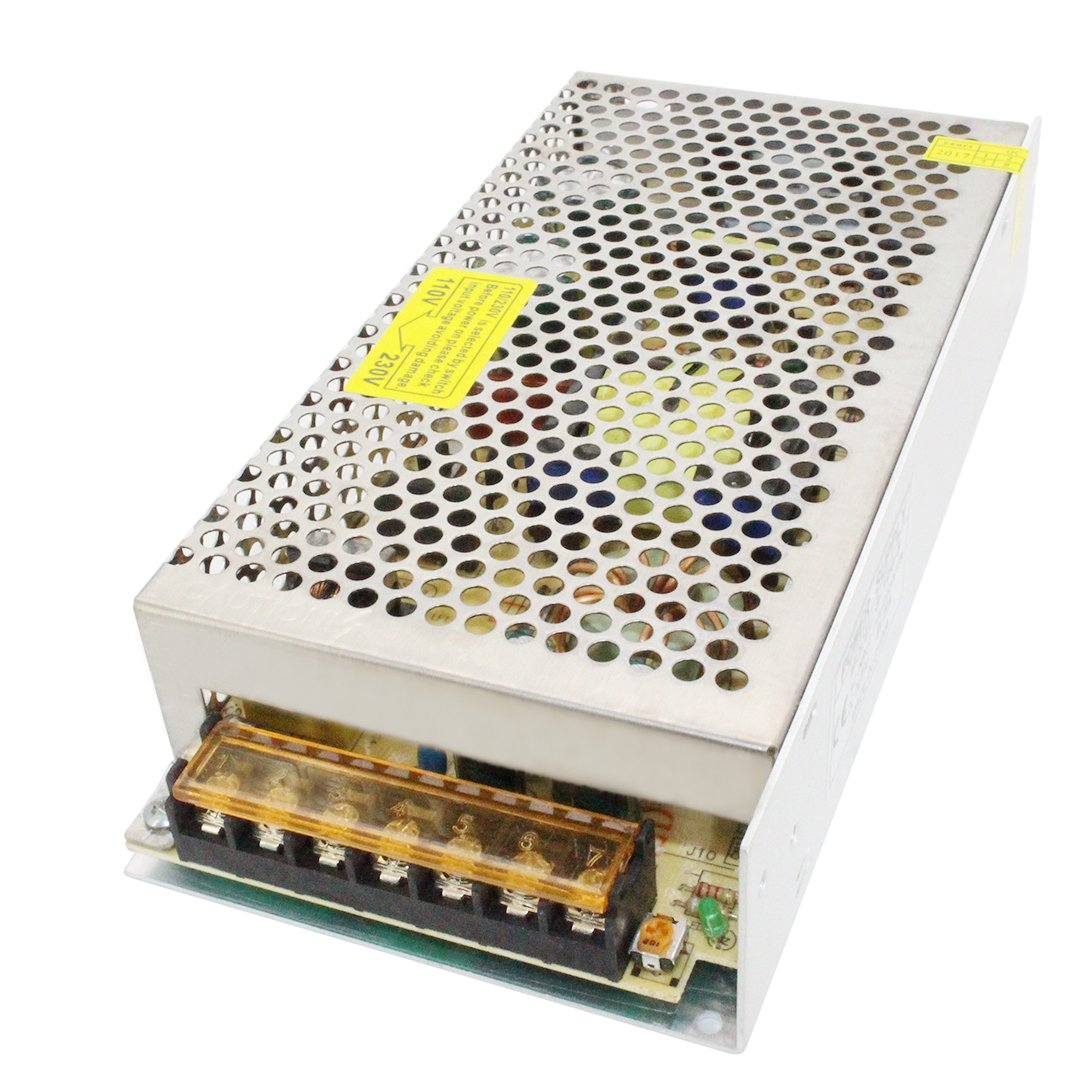 5V 20A 100W Power Supply, AC 110V-220V to DC 5V 20A(100W) Universal Regulated Switching Power Supply Transformer,for CCTV, Radio,Computer Project,2835 3528 5050 LED Strip Lights