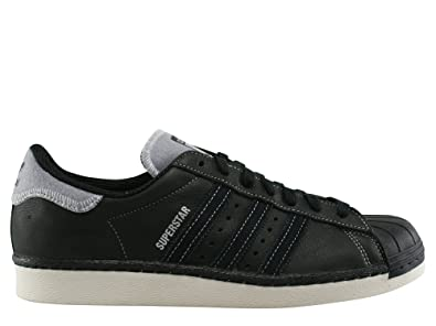 be3ae7b0a96 adidas - Superstar 80s Varsity Jacket Shoes - Black - 11  Amazon.co.uk   Shoes   Bags