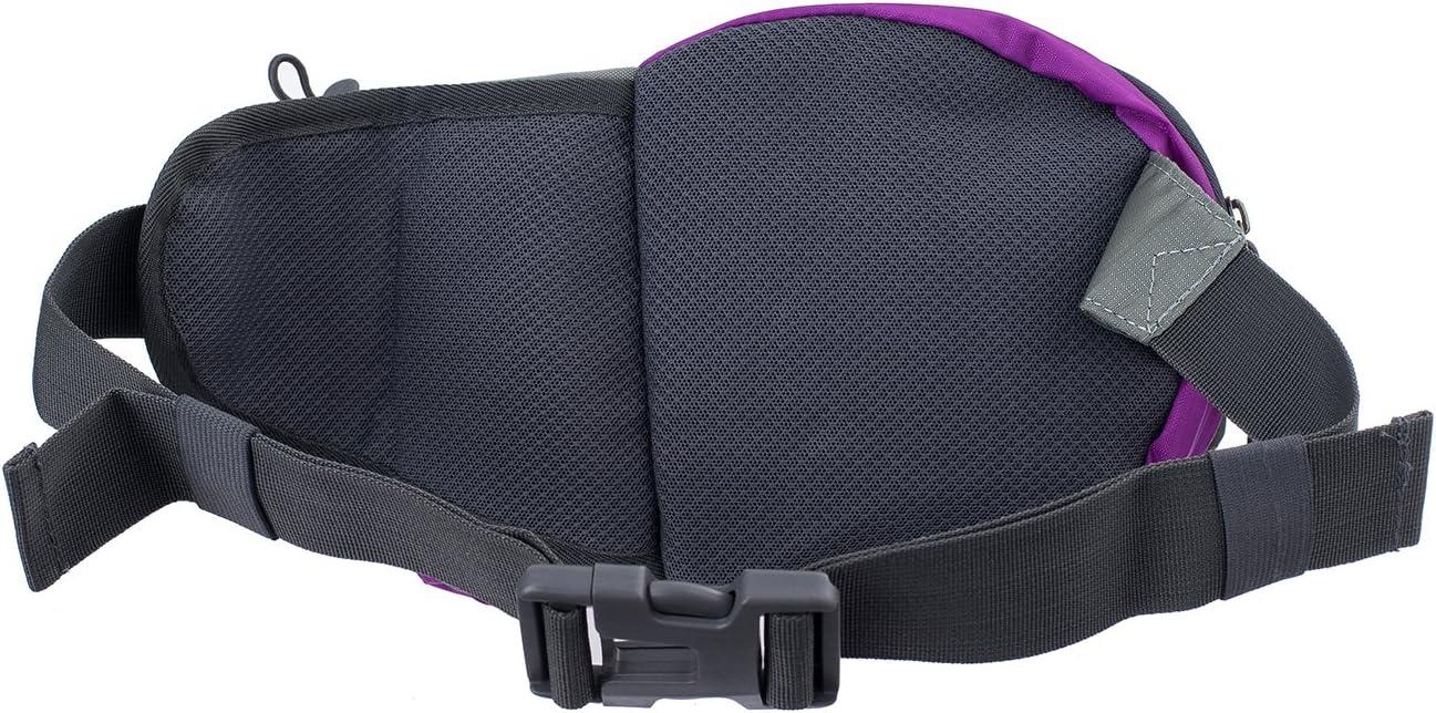 iColor bolsa de cintura Fanny Pack teléfono soporte resistente al ...