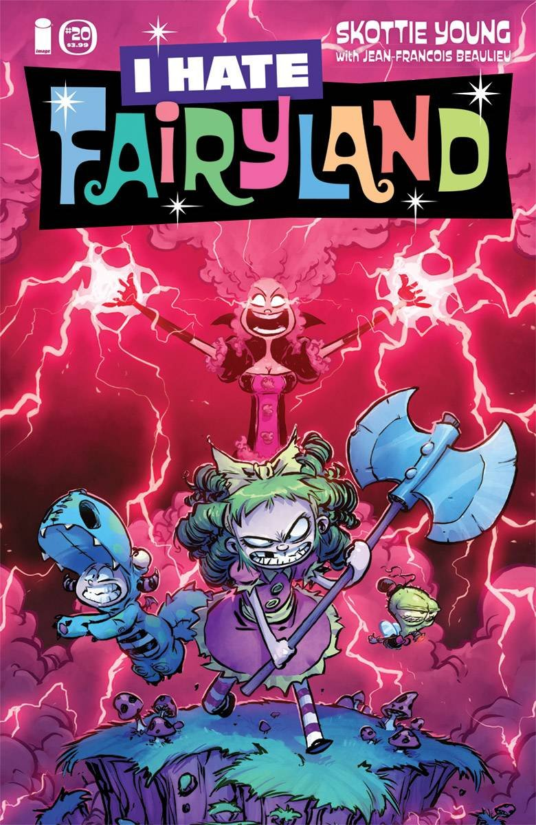 Read Online I HATE FAIRYLAND #20 MAIN COVER YOUNG (MR) RELEASE DATE 7/4/2018 pdf epub
