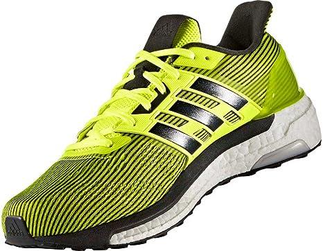 adidas Zapatos Hombre Supernova Glide A3 Neutra Running Amarillo Negro: Amazon.es: Deportes y aire libre