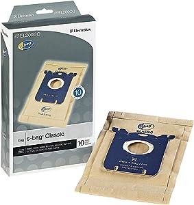 Electrolux EL200F S-Bag Classic Vacuum Bag, (10 Pa