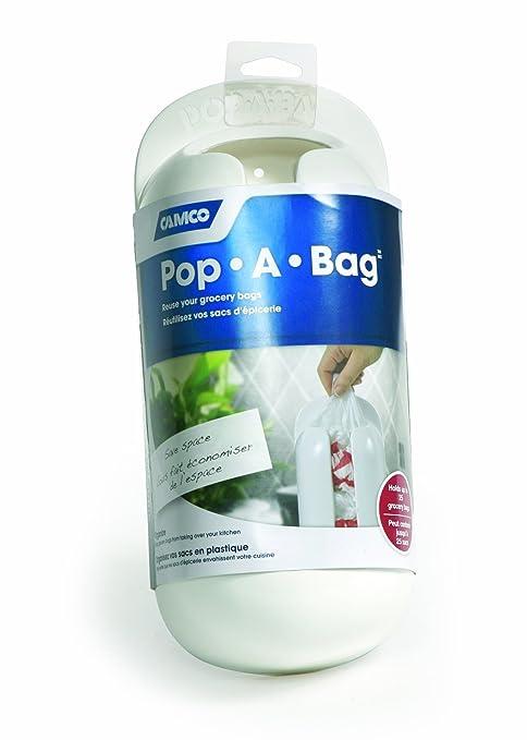 Amazon.com: Camco Pop-A-Bag dispensador de bolsas de ...