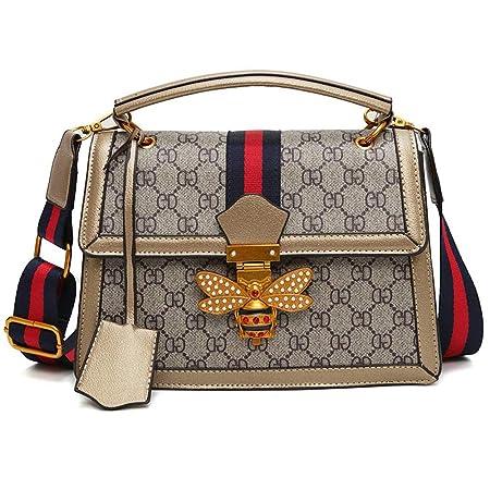 YLSX 2018 Summer Mini Buckle Designer Shoulder Bag For Women Fashion Bee  Crossbody Bag Handbags With bb8cad3fa3995