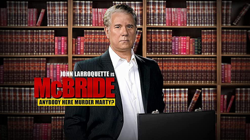McBride: Anybody Here Murder Marty