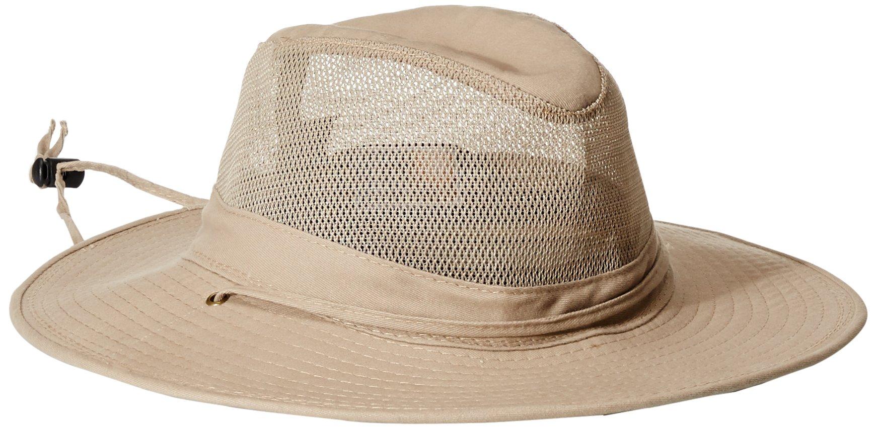 724256bbcdd19 Dorfman Pacific DPC Outdoors Solarweave Treated Cotton Hat