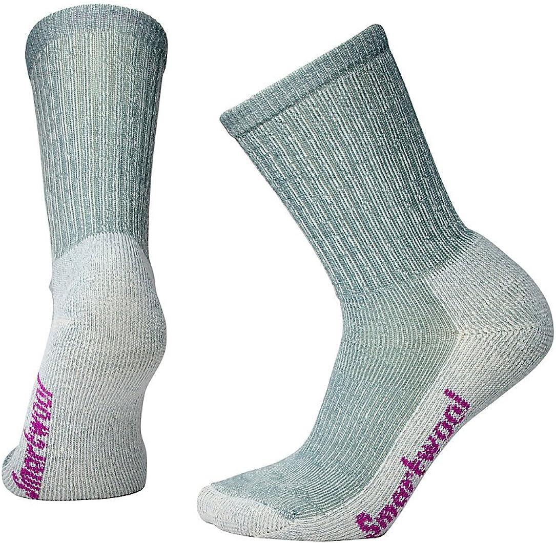 Smartwool Women's Hiking Crew Socks - Light Wool Performance Sock: Clothing