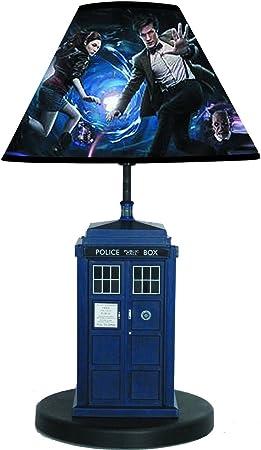 Doctor Who Tardis Lámpara de Mesa: Amazon.es: Juguetes y juegos
