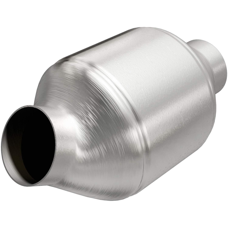 Non CARB Compliant MagnaFlow 51775 Universal Catalytic Converter
