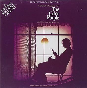 Soundtrack - Color Purple, The [2 CD Reissue] - Amazon.com Music
