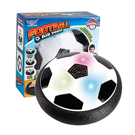 Ballylelly Suspensión Juguete de fútbol, pelota de juguete LED ...