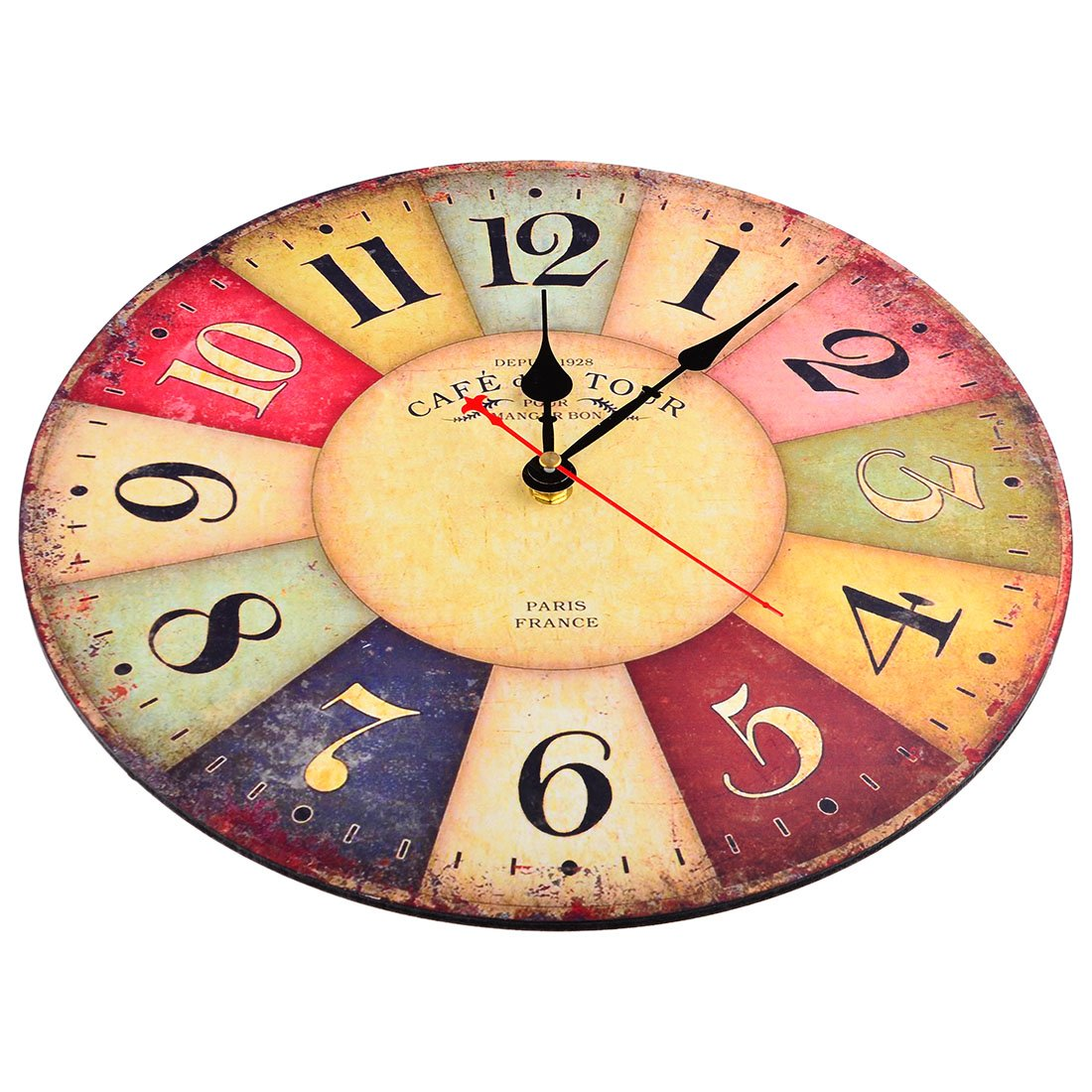 Fine Decorative Wall Clocks Amazon Photos - Art & Wall Decor ...