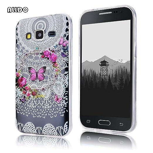 3 opinioni per AllDo Custodia in Silicone per Samsung Galaxy Core Prime G360 Cover Gomma TPU