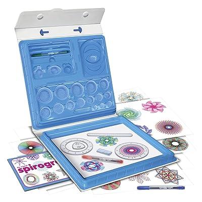 Spirograph Award Winning Deluxe Design Kit - 45 Piece Set: Toys & Games [5Bkhe1903210]