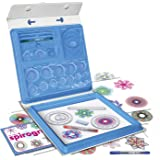 Spirograph Award Winning Deluxe Design Kit - 45 Piece Set