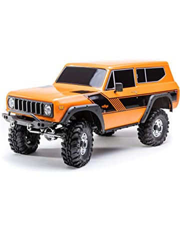 Redcat Racing Orange Gen8 Scout II Scale Rock Crawler 4WD Off Road with Portal Axles Licensed