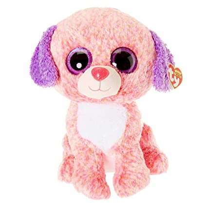 Amazon.com  Ty Beanie Boos London - Dog Large (Claire s Exclusive ... 19ab9b672d40