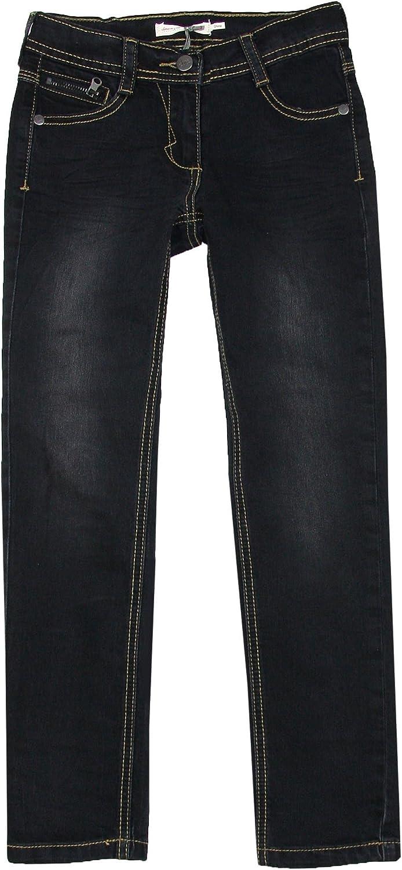 Deux par Deux Girls Denim Pants Chat Cha Cha Sizes 5-12