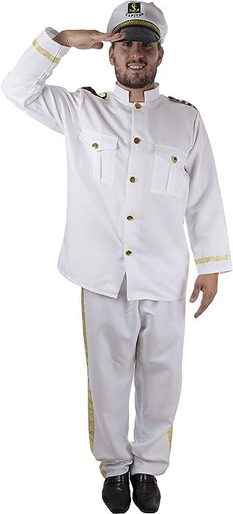 Costumizate! Disfraz de Marinero Adulto Especial para Fiestas de ...
