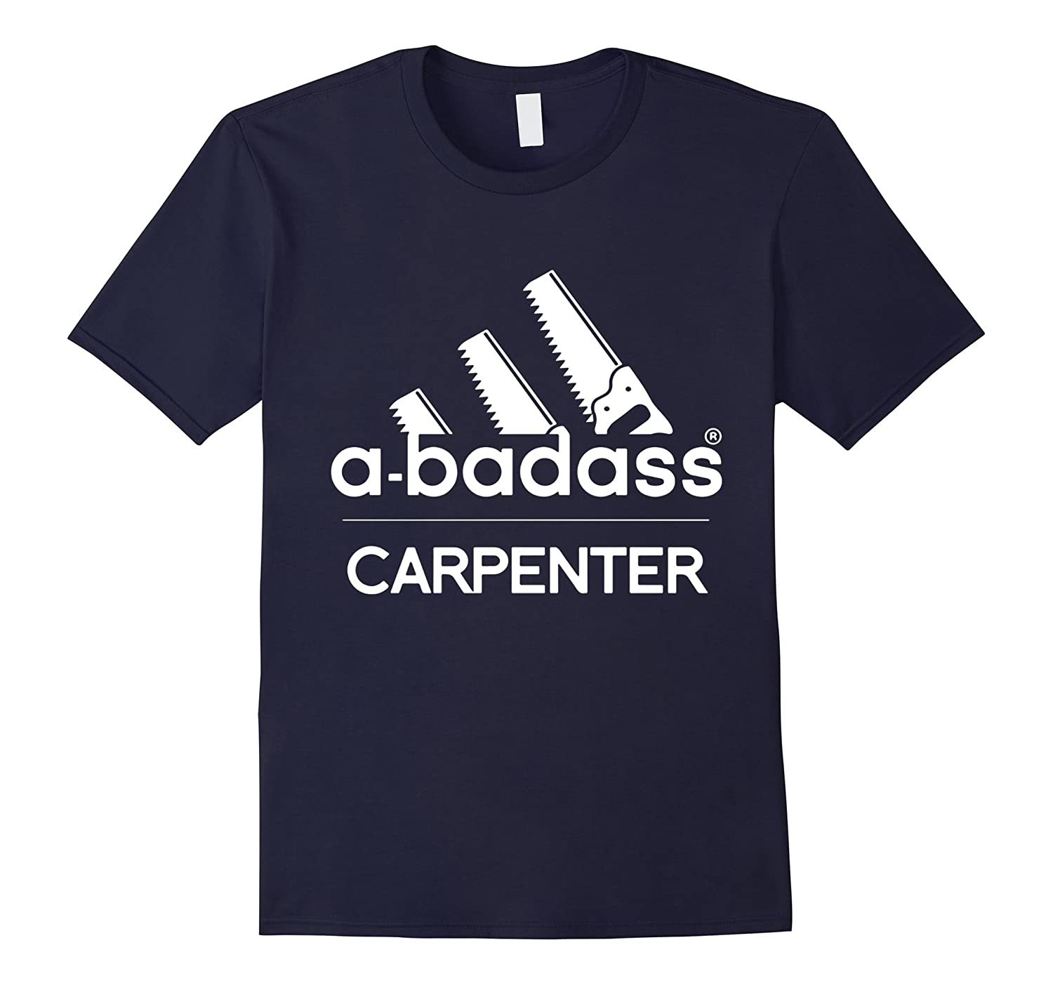 a-badass carpenter just plane it DNA t-shirts-TH