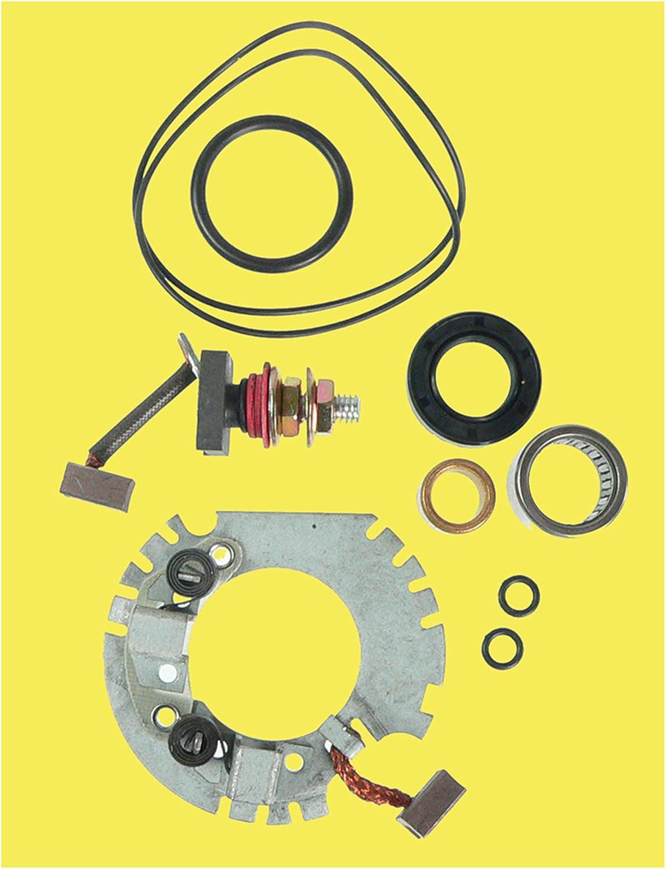 Yamaha YFM400 Kodiak 400 2x4 4x4 Lower Steering Stem Bearing and Seal Kit