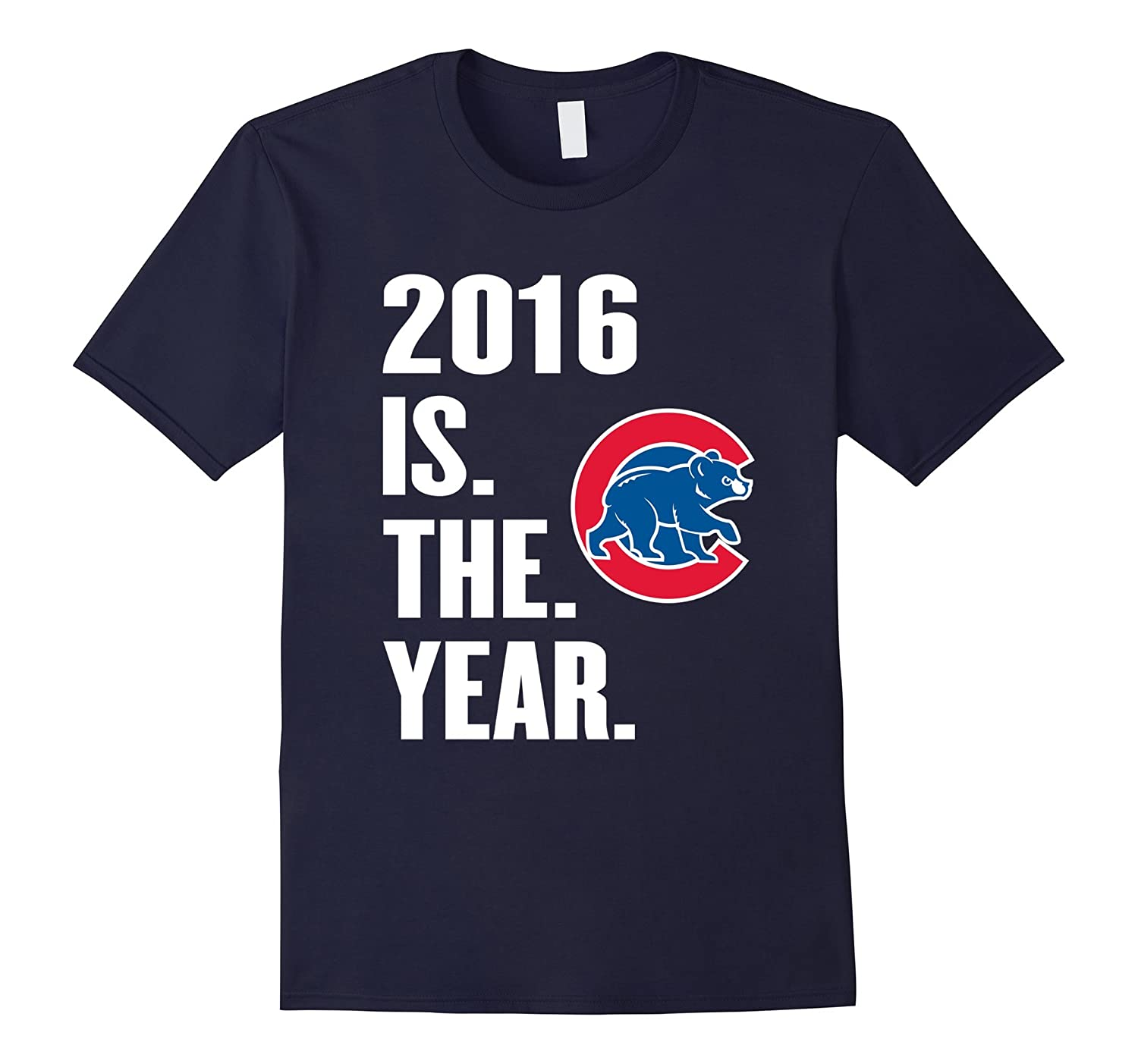 2016 Is The Year- Chicago T-Shirt-Art