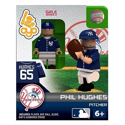 low priced 28f9c c4d07 Amazon.com : MLB New York Yankees Phil Hughes OYO Figure ...