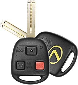 Amazon Com Qualitykeylessplus Replacement Remote Head Key For 1999 2003 Lexus Rx300 Vehicles Fcc Id N14tmtx 1 Includes Keytag Return Service Automotive