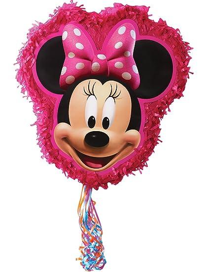 Amazon.com: Cinta de Minnie Mouse Tire Cadena Piñata: Toys ...