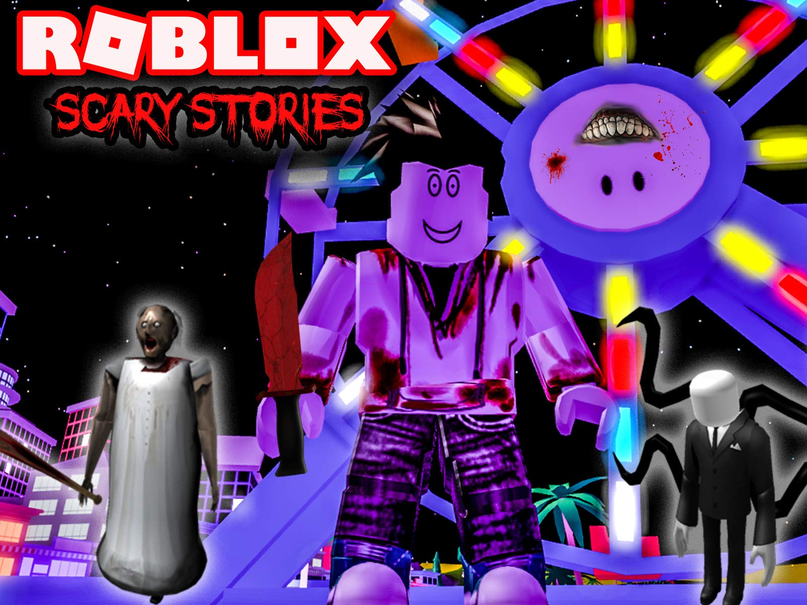Amazon co uk: Watch Clip: Roblox Scary Stories | Prime Video