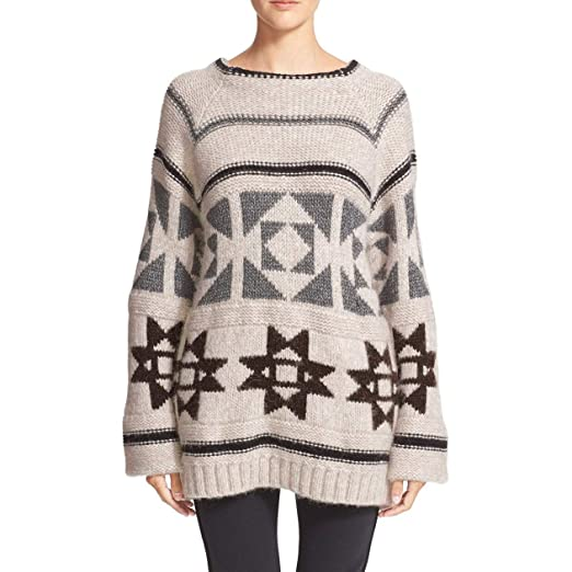fd1000196 Image Unavailable. Image not available for. Color  Loma Womens Raine Alpaca  Blend Sweater ...