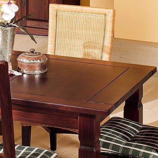 Pharao24 tableros de extensión para mesa madera maciza de pino ...
