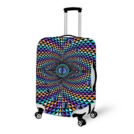 cac6501b8272 Amazon.com | Travel Luggage Protector, Washable Stretchy Zipper ...