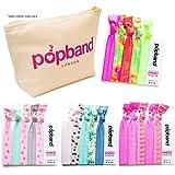 Collezioni Popband. Fantastico selezioni di valore di Popband elastici per capelli, cerchietti per capelli e altri prodotti. Risparmi fino a €33!