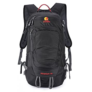 Amazon.com : Hiking Backpack, Andake 25L Waterproof Laptop ...