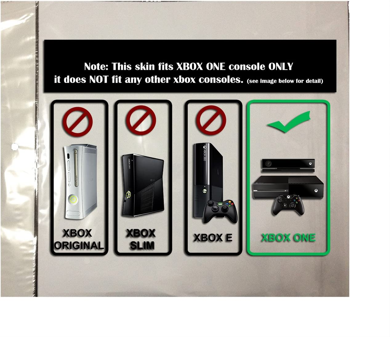 Red Smoke Xbox One Elite Controller Vinyl Decal Sticker Skin by Moonlight  Printing -- You
