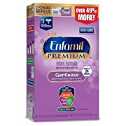 Enfamil Premium Infant Formula Milk Based Powder with Iron Gentlease - 32.2 oz Refill Box (packaging may vary)