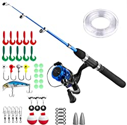 Top 10 Best Fishing Pole For Kids (2021 Reviews & Buying Guide) 4