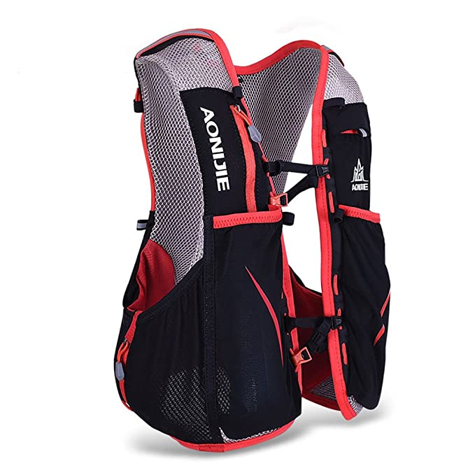 Amazon.com : AONIJIE Hydration Backpack Running Vest Pack 3 Women Men Outdoor Sports Hiking Climbing Bicycling, L/XL : Sports & Outdoors