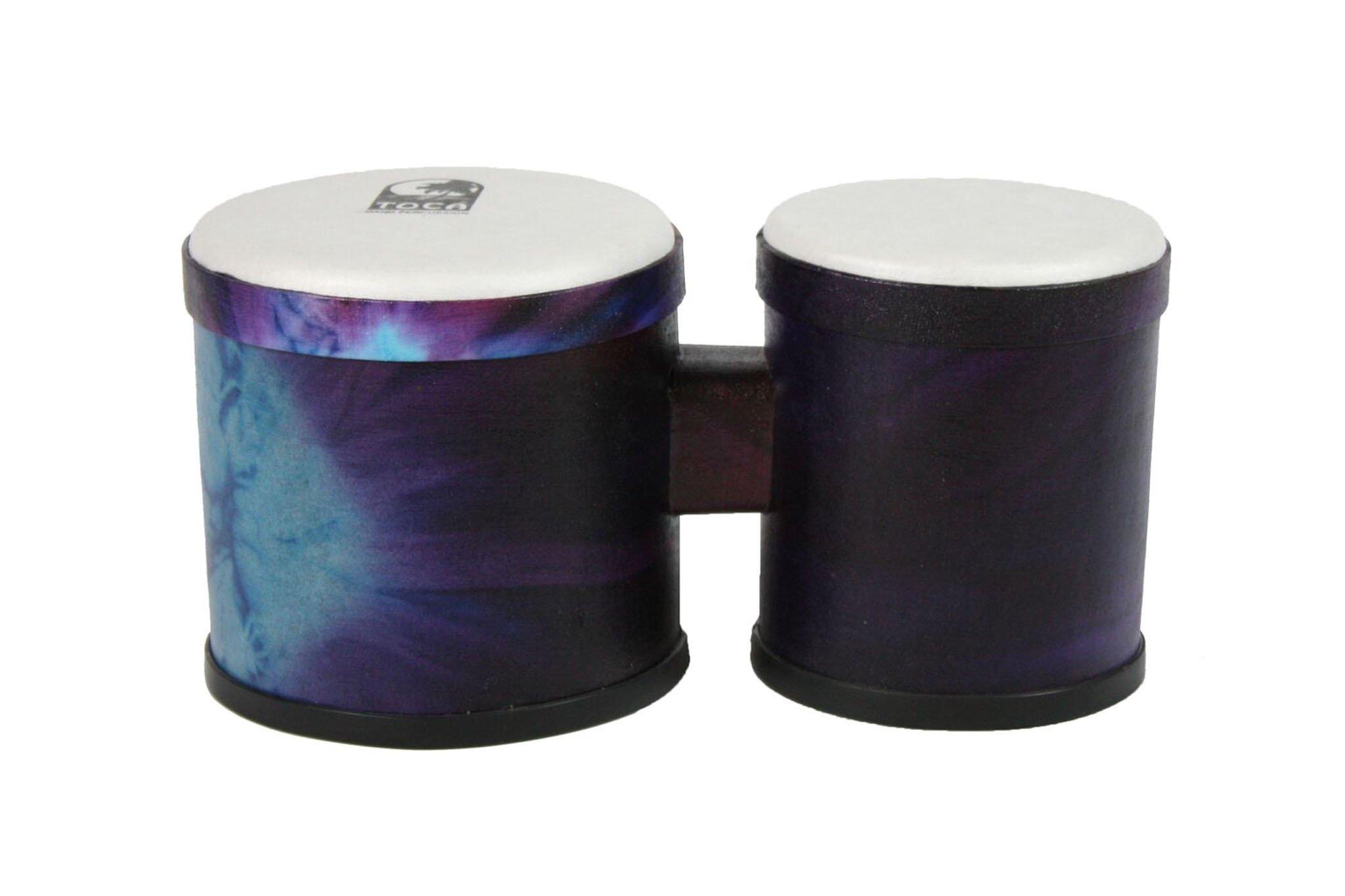 Toca Freestyle Bongos - WoodStock Purple