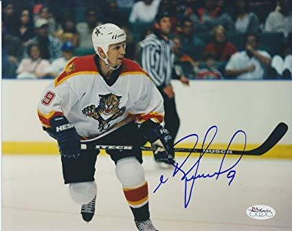 info for fbf5a 03708 Igor Larionov Florida Panthers Autographed Signed 8x10 ...