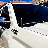 Maxracing Short Aluminum Antenna Compatible Ford