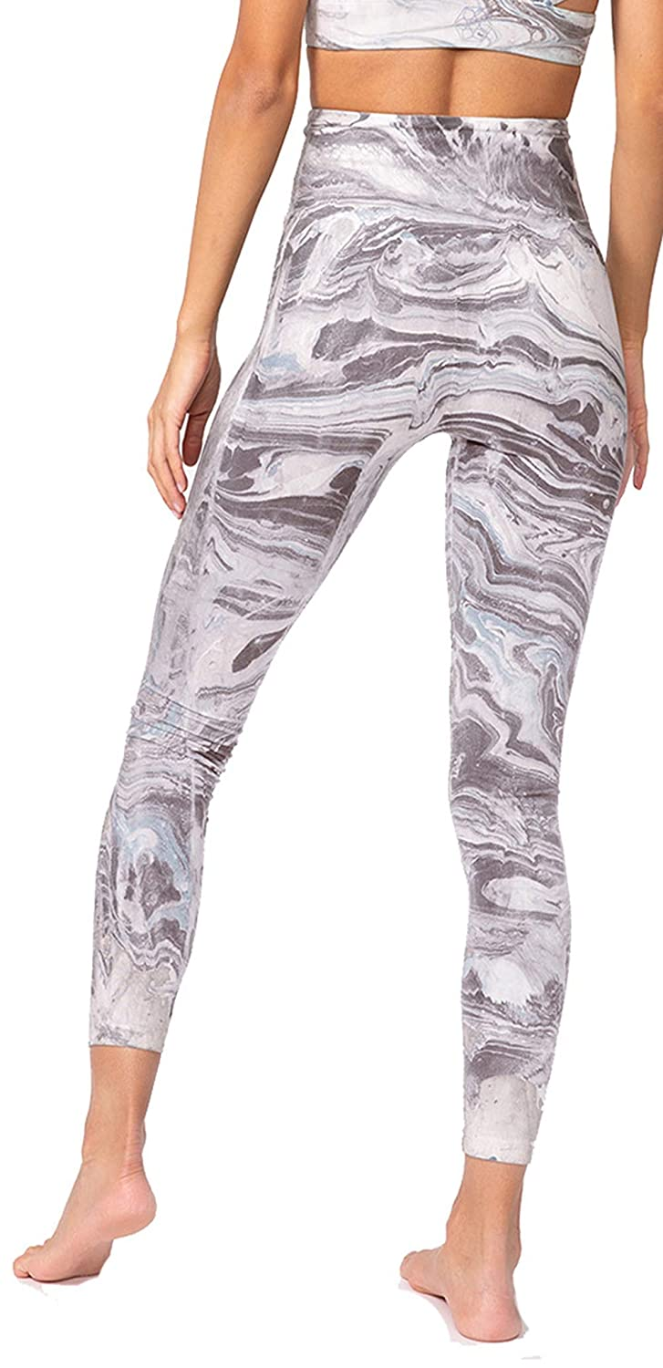 8d799c09ad44c Naked High Waist Legging - Marble Wash at Amazon Women s Clothing store