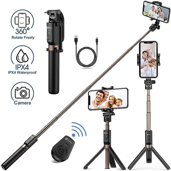 40fbb08d8a3 Amazon.com  Humixx Selfie Stick