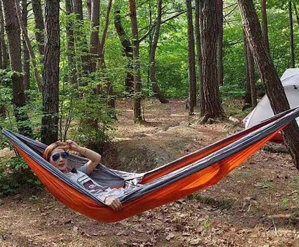 Amazon.com: HW Hamaca para Acampar, Hamaca Al Aire Libre Prevención De Vuelco Individual Niños Adultos Silla para Acampar Dormitorio Compartido Dormitorio ...