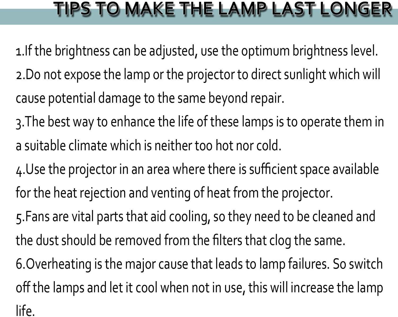 LOUTOC Projector Lamp Bulb V13H010L89 for Epson ELPLP89 PowerLite Home Cinema 5040UB 5040UBE 5050UB 5050UBe 6040ub 6050UB 4010