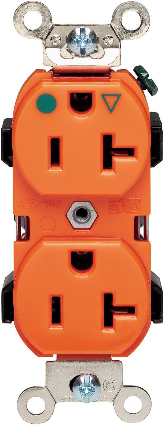 Orange Leviton 8300-OIG