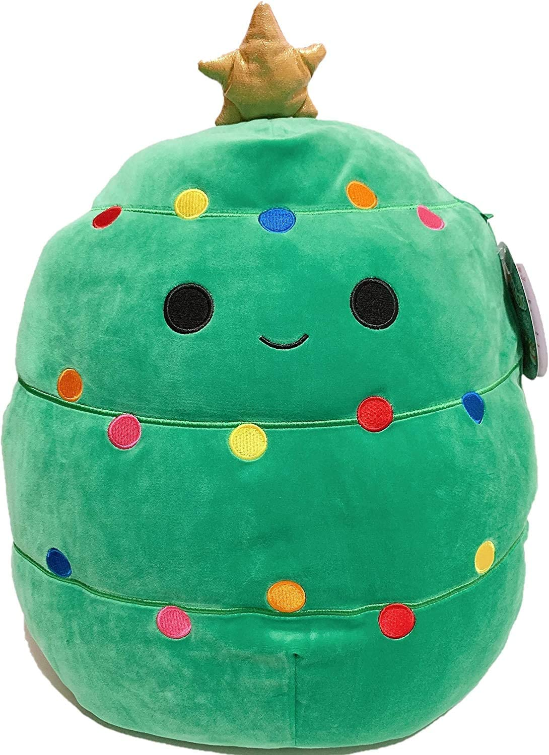 """Kellytoy Squishmallow 2020 Christmas Collection Norma the Gnome 8/"""" Plush Doll"""
